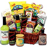 Texas/Tex-Mex Gift Basket - Deluxe