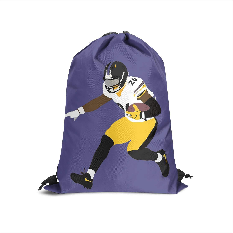 GUYI3 Handbags Hiking Unisex LeVeon-Logo Drawstring Bags for Women /& Men