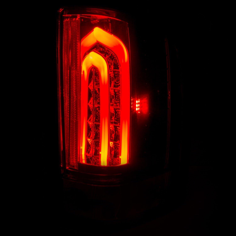 2500HD//3500HD 07-14 L.E.D TAIL LIGHTS SMOKE G2 AnzoUSA 311226 CHEVY SILVERADO 1500 07-13
