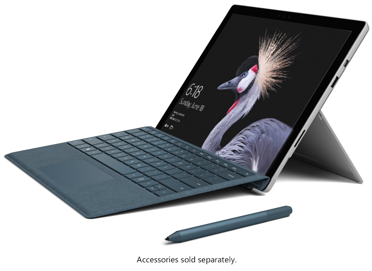 Microsoft Surface Pro 5th Gen Intel Core M 4gb Ram Add To Your Laptop Easily 128gb Computers Accessories