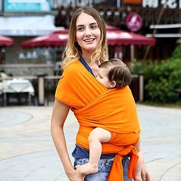 Livraison Gratuite  Echarpe de portage fabriquée en France Mon Petit Loup  motif unique Orange 18233160782