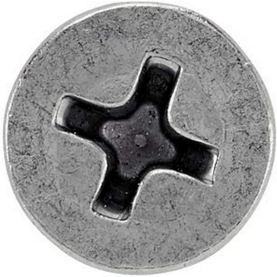 200X Blechschrauben Senkkopf 4.2x70 Edelstahl A2 Kreuzschlitz PH DIN 7982C