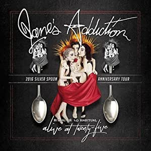 Jane's Addiction - Alive At Twenty-Five [Blu-ray/DVD/CD]