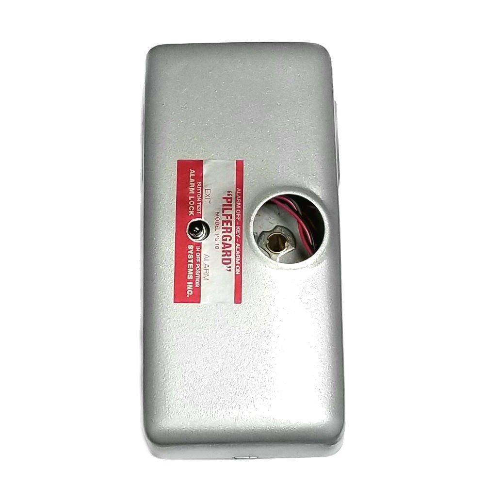Image of Alarm Clocks Alarm Lock PG10 Exit Door Alarm (No Cylinder)