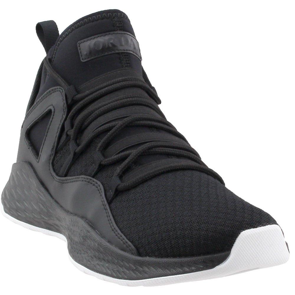 more photos 36910 4b6ad Amazon.com   Nike Jordan Mens Jordan Formula 23 Black Black White  Basketball Shoe 10.5 Men US   Basketball