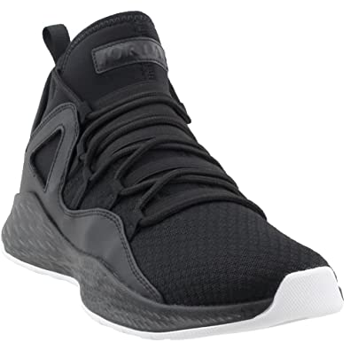 2b3239d1820 Amazon.com | Nike Jordan Mens Jordan Formula 23 Black/Black/White  Basketball Shoe 10.5 Men US | Basketball
