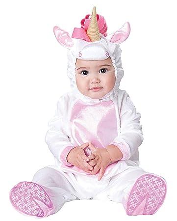 Horror Shop Einhorn Jumpsuit Magical Unicorn Baby Kostum Anzug Fur