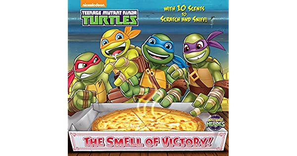 Amazon.com: The Smell of Victory! (Teenage Mutant Ninja ...