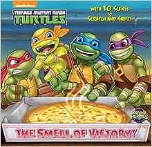 Amazon.com: The Smell of Victory! (Teenage Mutant Ninja ...