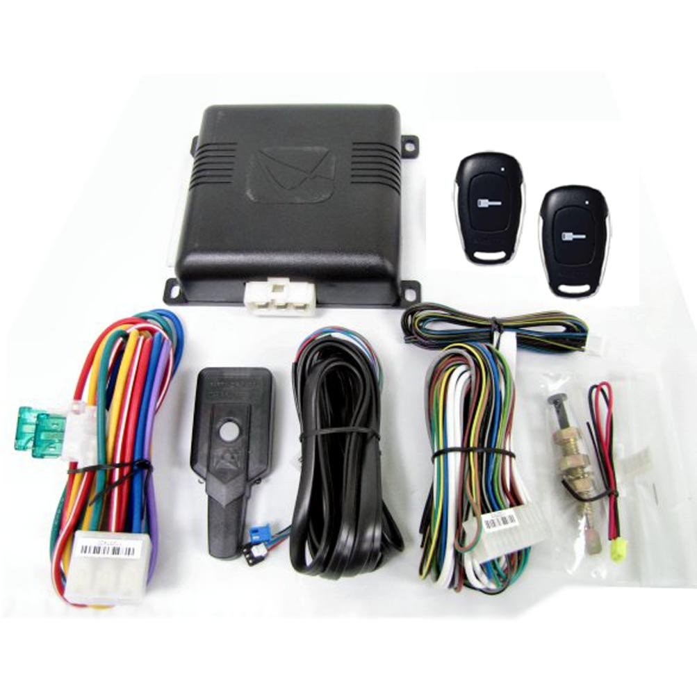 Audiovox Prestige APS901E One-Way Remote Start Only System with Up to 1, 500 feet Operating Range