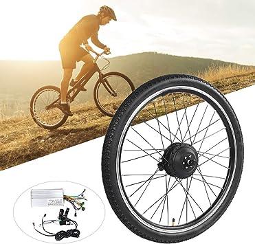 Kit de motor de bicicleta eléctrica, aleación de aluminio 36V 250W ...