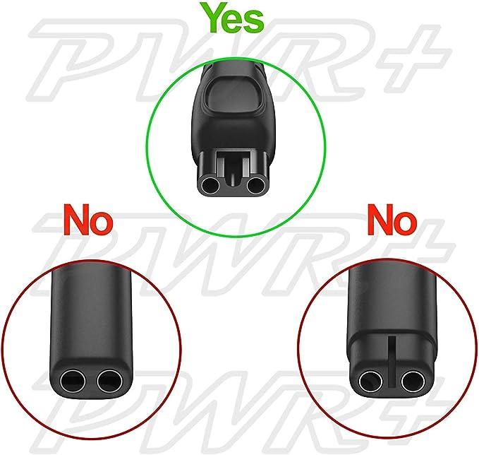 Pwr 15V Philips-Norelco Afeitadora-Cargador 2100 3100 3500 4100 ...