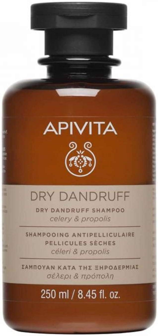 Apivita - Champú anticaspa seca apio & propóleo