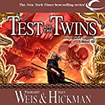 Test of the Twins: Dragonlance: Legends, Book 3 | Tracy Hickman,Margaret Weis