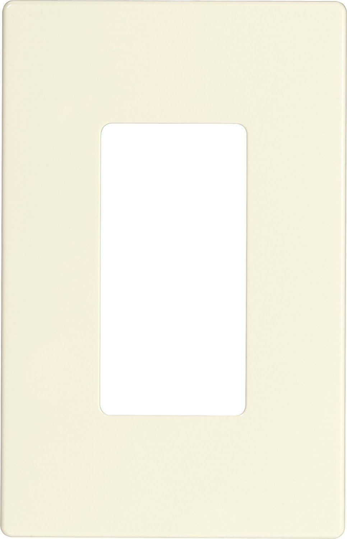 Silver Granite EATON Wiring 9521SG ASPIRE Screwless Wallplate 1 Gang