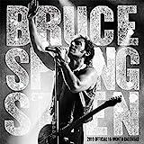 Bruce Springsteen 2019 Square Wall Calendar