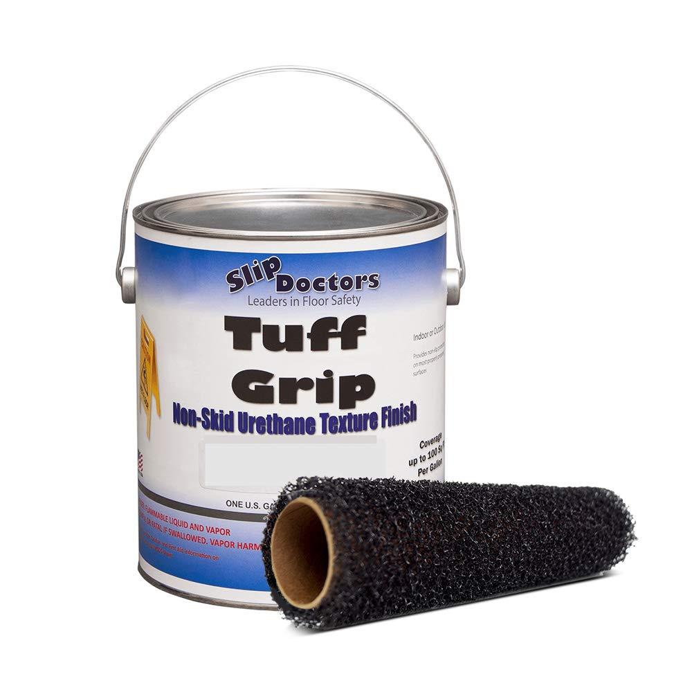 SlipDoctors Tuff Grip - Antislip Paint Coating (Medium Gray)