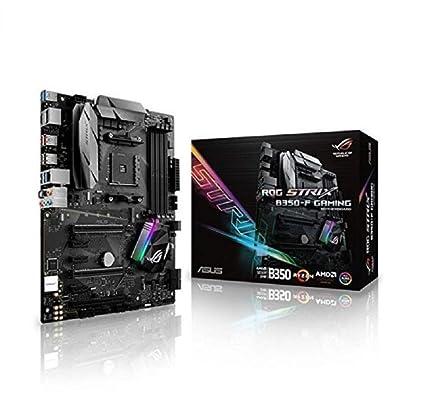 ASUS ROG Strix B350-F AMD AM4 ATX Gaming Motherboard