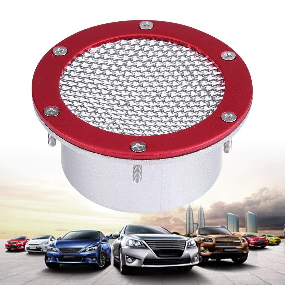 KIMISS Entrata di sfiato del paraurti della griglia della condotta dellaria della canalizzazione universale di auto per presa daria fredda blu