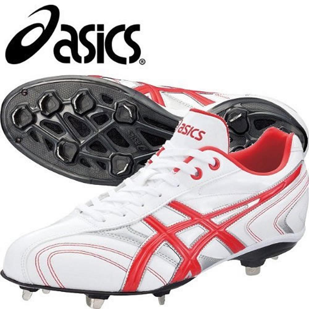 アシックス(asics) プレスピード LT GFS203 B00AMG6AFG 26.0cm|ホワイト/レッド ホワイト/レッド 26.0cm