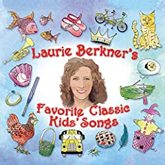 From best-selling children s recording artist and preschool television favorite Laurie Berkner, Laurie Berkner s Favorite Classic Kids Songs includes 51 well-loved, traditional children s songs, plus six bonus tracks of favorite Laurie Berkne...
