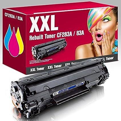 Ms Point 1x Kompatibler Toner Für Hp Laserjet Pro Mfp M120 M125a Cf283a 83a Bürobedarf Schreibwaren