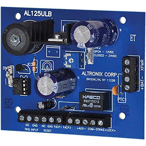 Altronix Proprietary Power Supply AL125ULB
