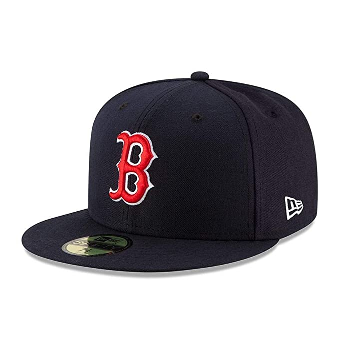 df5f8fcc2 New Era 59FIFTY Boston Red Sox MLB 2017 Authentic Collection On Field Game  Fitted Cap
