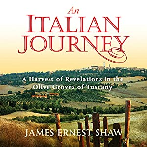 An Italian Journey Audiobook