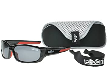 0aedcbd6f1 Image Unavailable. Image not available for. Colour  Dixon Ski Sunglasses  Gloss Black Sports Glasses ...