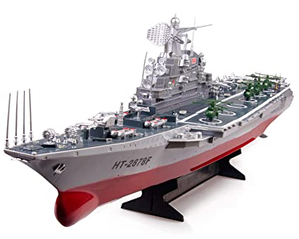Buy 30 Challenger Warship Aircraft Carrier RC 1:275