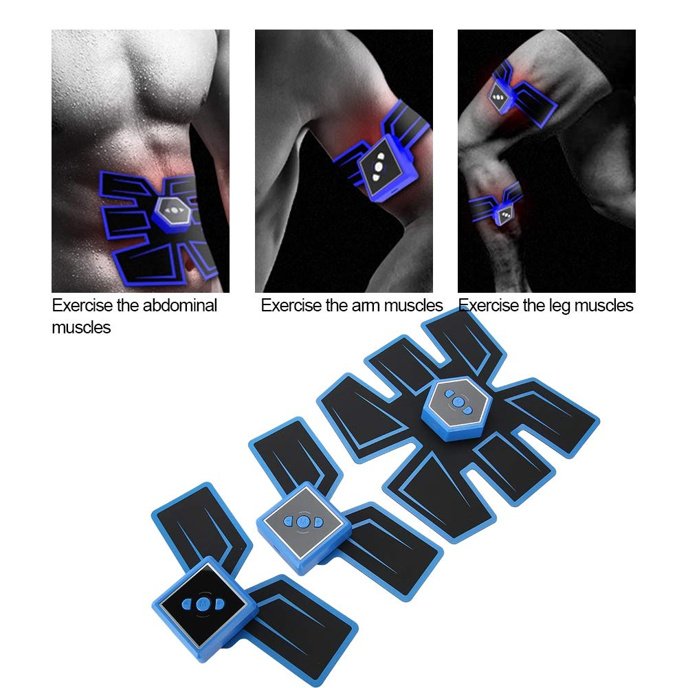 Muscle Toning Belts Home Workout Fitness Device Fitness Training