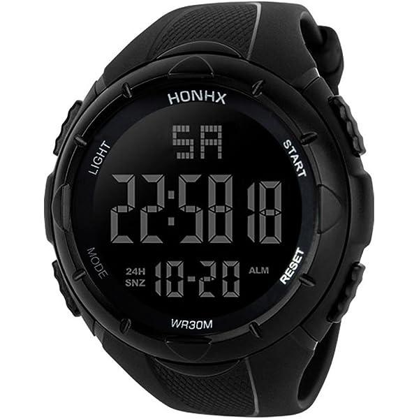 VOSMEP Reloj Inteligente Smartwatch Sport Bracelet Pulsera ...