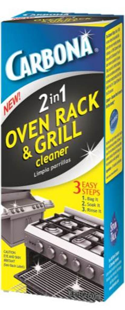 Delta Carbona 2-in-1 Oven Rack and Grill Cleaner, 16.8 Fluid Ounce (Pack of 6) by Carbona (Image #1)