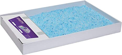 Amazon.com: PetSafe ScoopFree Bandeja de arena de cristales ...