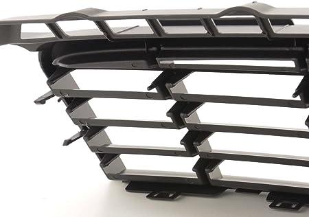 FK Automotive FKSG010 - Rejilla frontal para A3 8P 03-05 (ABS), color negro: Amazon.es: Coche y moto