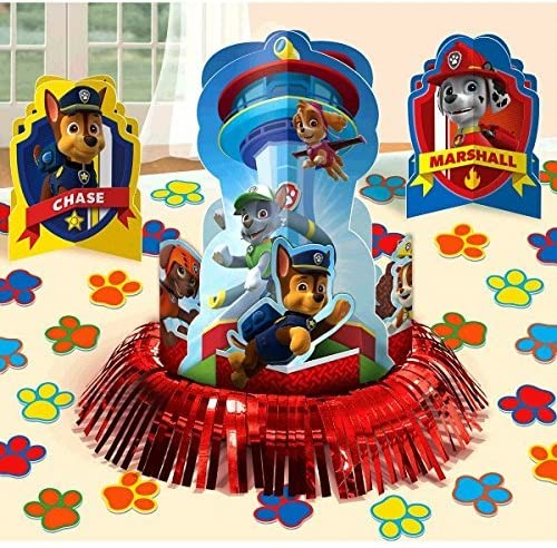 Amazon.com: Kit de decoración de mesa de fiesta de la ...
