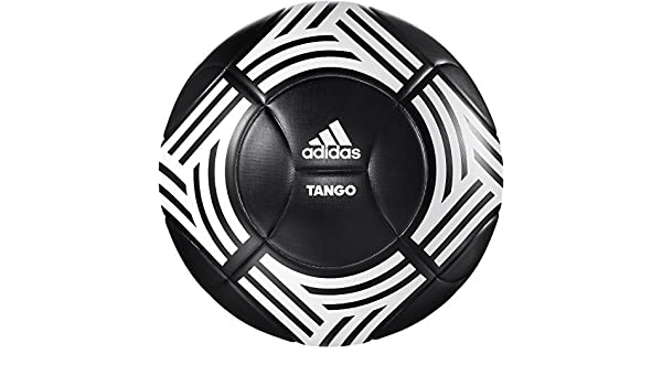 adidas Tangolux Balón de Fútbol, Hombre, (Negro/Blanco), 3: Amazon ...