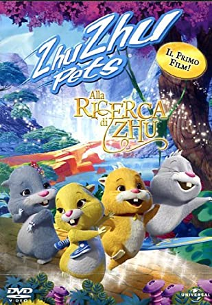 Amazon Com Zhu Zhu Pets Alla Ricerca Di Zhu Animazione Movies Tv
