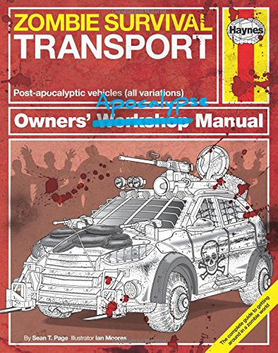 Zombie Survival Transport Manual (Haynes Manuals)