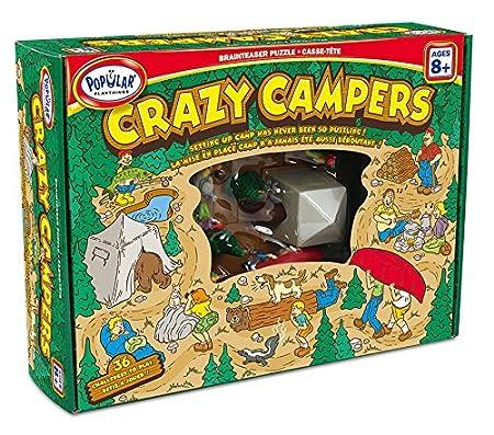 Crazy Campers Puzzle