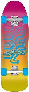 Santa Cruz OGSC Fade 80s Cruzer Complete Skateboard,Multicolored,9.35in L x 31.7in W