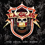 61cEYfWkdEL. SL160  - L.A. Guns - The Devil You Know (Album Review)