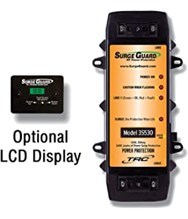Remote Power Monitor LCD Display with 50 Cord 40300 Technology Research