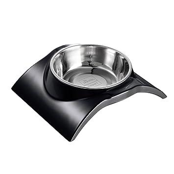 HUNTER Melamine Bowl Elegance, 350 ml, Black