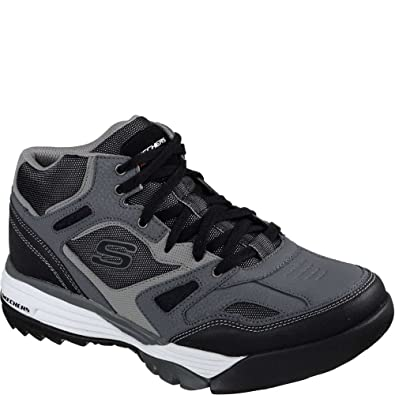 Men's Reforge Bigun Outdoor Shoes Charcoal/Black D(M) US