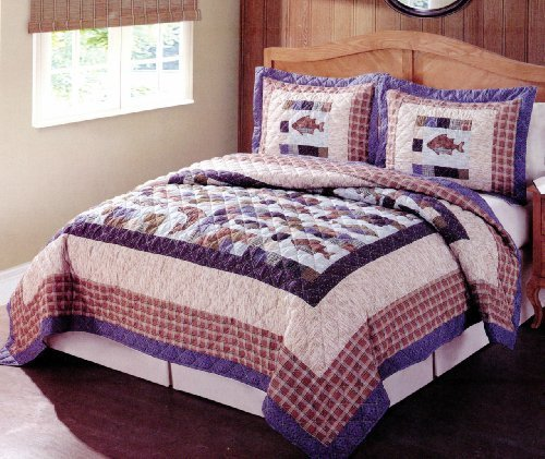 Pem America Swimming Quilts, King