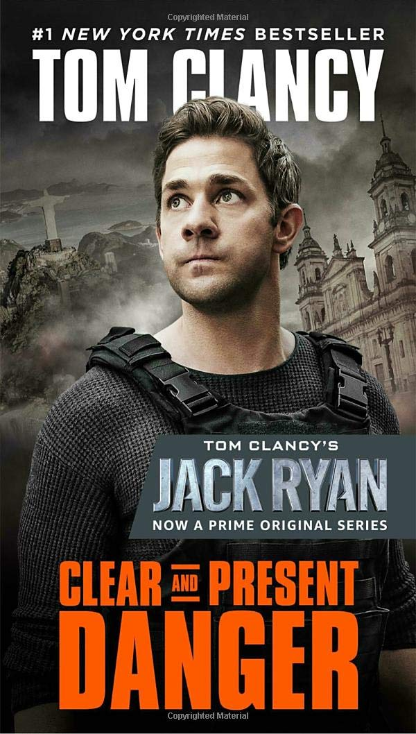 jack ryan novels in order