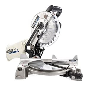 DELTA Corded-Electric Compound ShopMaster Miter Saw