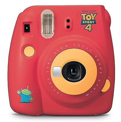 Amazon Com Fujifilm Instax Mini 9 Disney Toy Story 4 Camera